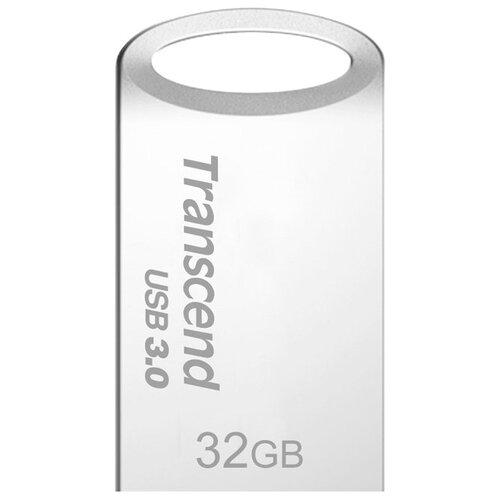 цена на Флешка Transcend JetFlash 710S 32Gb серебристый