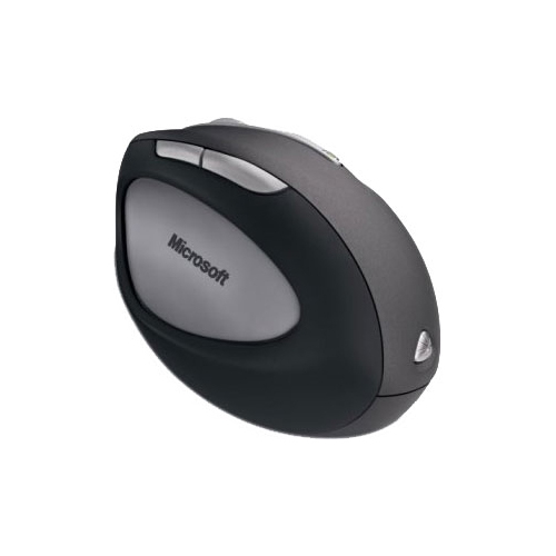 Мышь Microsoft Natural Wireless Laser Mouse 6000 Black-Grey USB