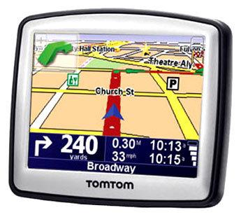 Навигатор TomTom ONE