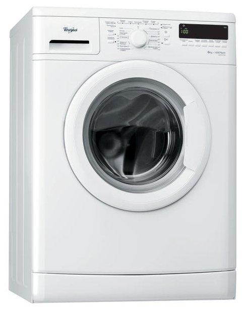 Стиральная машина Whirlpool AWW 71000 белый