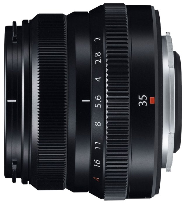 Fujifilm Объектив Fujifilm XF 35mm f/2 R WR