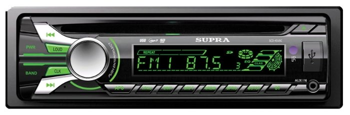 SUPRA SCD-45USC
