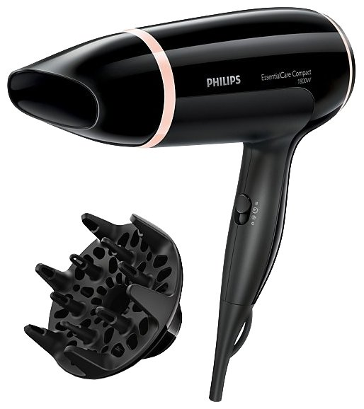 Philips Фен Philips BHD004 EssentialCare Compact