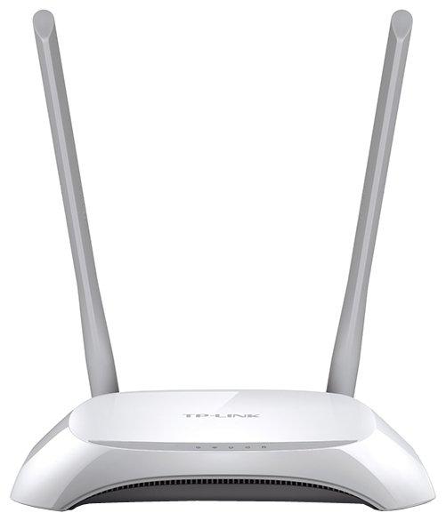 TP-LINK Wi-Fi роутер TP-LINK TL-WR840N