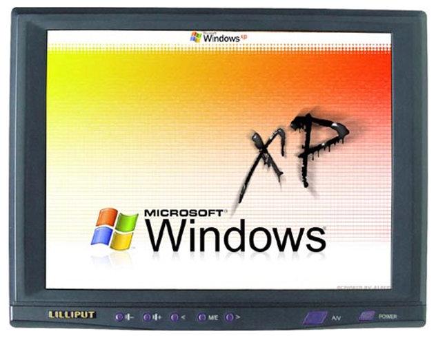 Lilliput Electronics 859GL-80NP/C/T