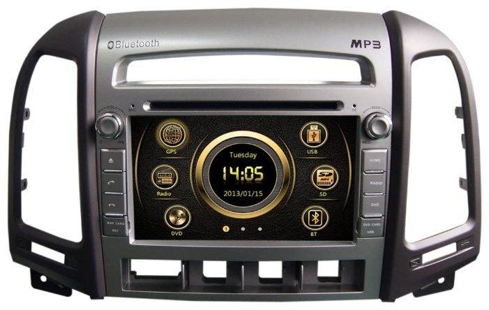 RedPower Hyundai Santa Fe 2012 12008