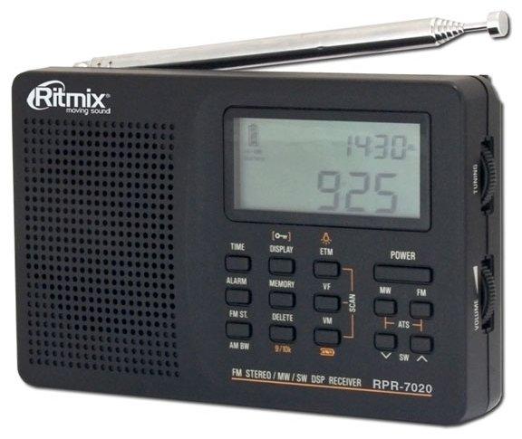 Ritmix Радиоприемник Ritmix RPR-7020