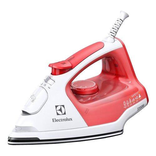 Утюг Electrolux EDB 5210 белый/розовый