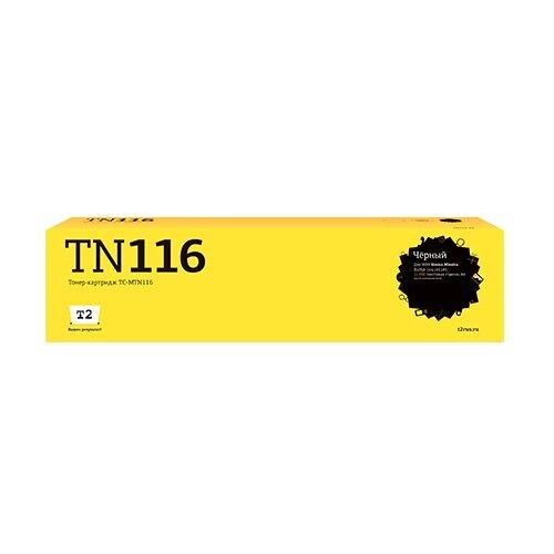 Фото - Картридж T2 TC-MTN116, совместимый картридж t2 tc hcf411x совместимый