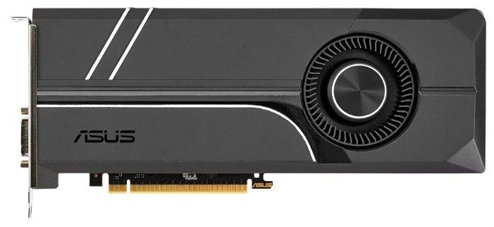 ASUS GeForce GTX 1080 1607Mhz PCI-E 3.0 8192Mb 10010Mhz 256 bit DVI 2xHDMI HDCP Turbo