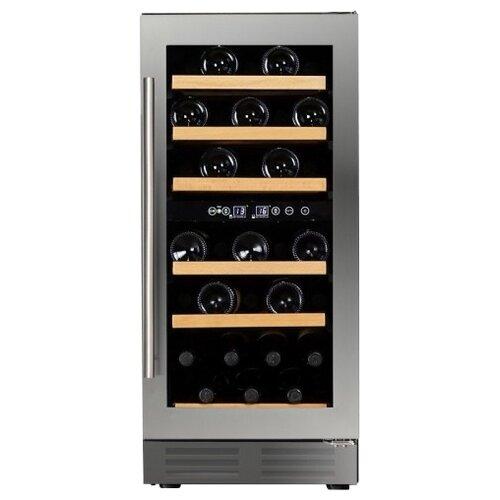 Фото - Встраиваемый винный шкаф Dunavox DAU-32.81DSS винный шкаф dunavox dat 12 33c