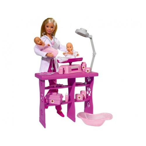 Кукла Steffi Love Штеффи Детский доктор, 29 см, 5732608 кукла simba штеффи детский доктор кукла еви 29 см 5730934