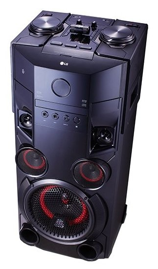 LG Музыкальный центр LG OM6560