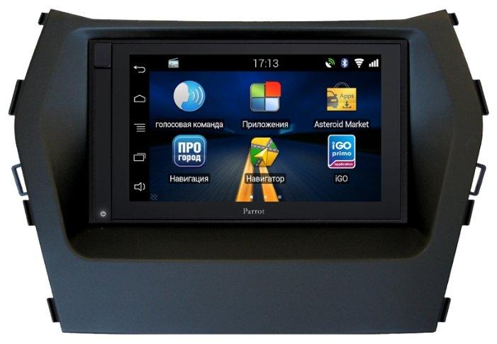 Автомагнитола Parrot ASTEROID Smart Hyundai Santa-Fe
