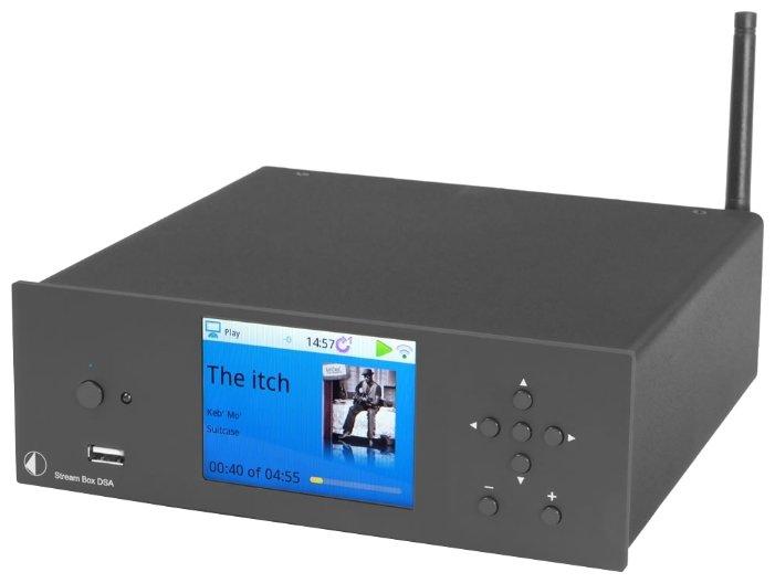 Pro-Ject Сетевой аудиоплеер Pro-Ject Stream Box DSA