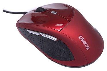 Мышь Dialog MLK-18U Red USB