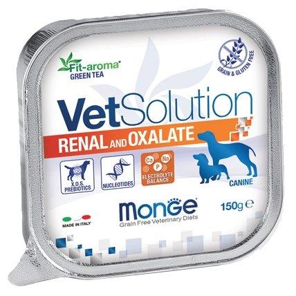 Корм для собак Monge VetSolution Renal and Oxalate консервы для собак