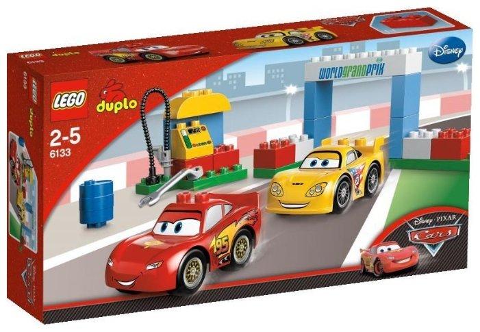 Конструктор LEGO Duplo 6133 Гонки