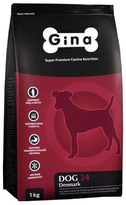 Корм для собак Gina Dog 24 (1 кг)