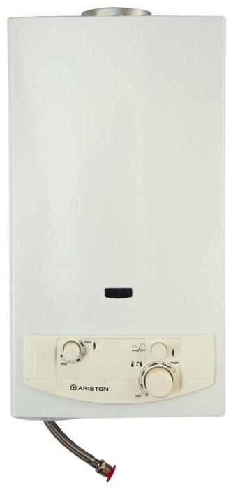 Проточный газовый водонагреватель Ariston Fast CF 11E