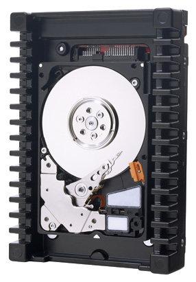 Жесткий диск Western Digital WD VelociRaptor 150 GB (WD1500HLFS)