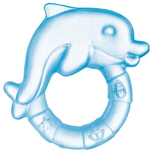 Прорезыватель Canpol Babies Дельфин 2/221 голубойПогремушки и прорезыватели<br>