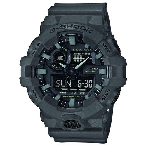 Наручные часы CASIO GA-700UC-8A casio часы casio lin 169 8a коллекция analog