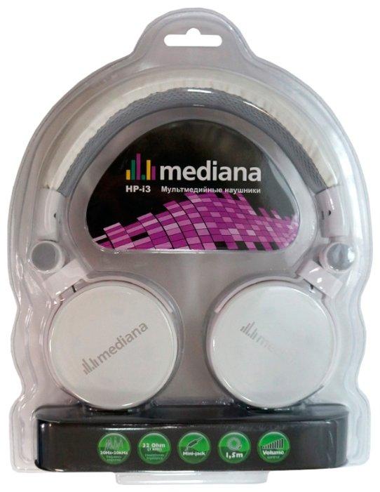 Наушники Mediana HP-i3