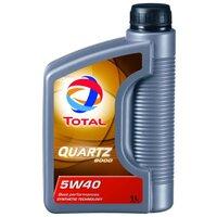Масло моторное синтетическое Total Quartz TOT-9000-5W40-1L