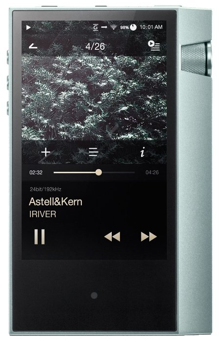 Цифровой плеер Astell&Kern AK70 (Misty Mint)