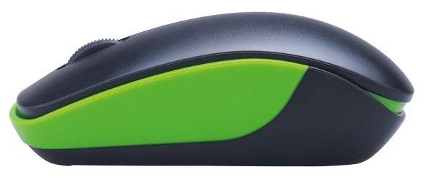Мышь Perfeo PF-763-WOP-B/G Black-Green USB