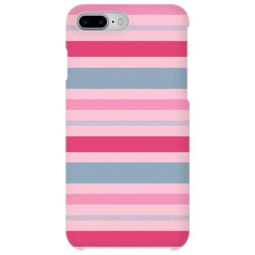 Купить Чехол Mitya Veselkov IP7PLUS.MITYA-023 для Apple iPhone 7 Plus/iPhone 8 Plus полосатый принт