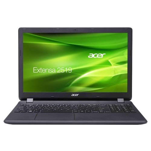 Купить Ноутбук Acer Extensa EX2519-C9HZ (Intel Celeron N3060 1600 MHz/15.6 /1366x768/4GB/1000GB HDD/DVD-RW/Intel HD Graphics 400/Wi-Fi/Bluetooth/Linux) черный