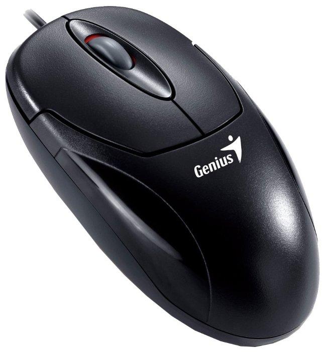 Genius Xscroll Optical Black PS/2