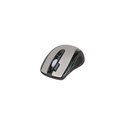 Мышь A4Tech R7-70MD Silver-Black USB
