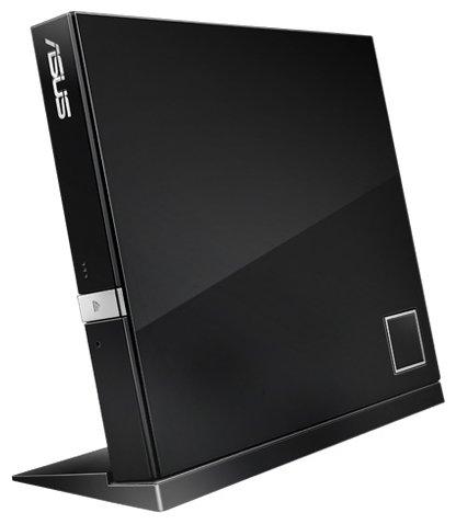 Внешний оптический привод ASUS SBW-06D2X-U Black для ПК/Mac черный