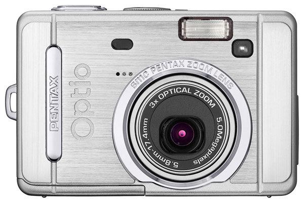 Фотоаппарат Pentax Optio S50