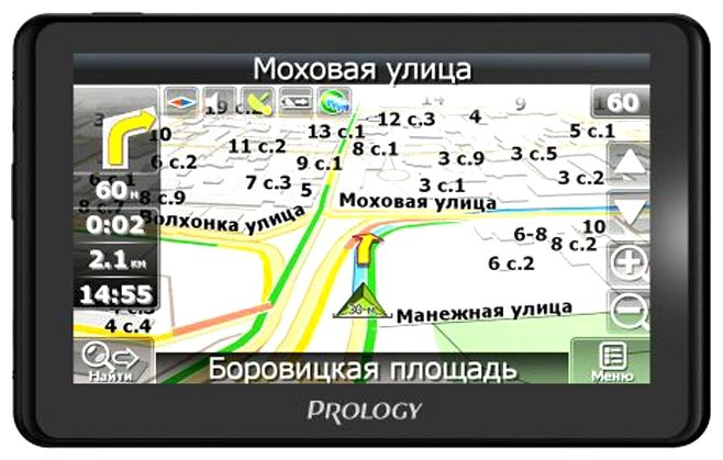 Prology iMap-542TG