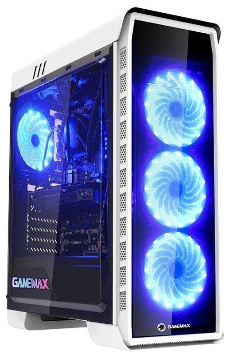 GameMax Компьютерный корпус GameMax G503WT PRADRO White