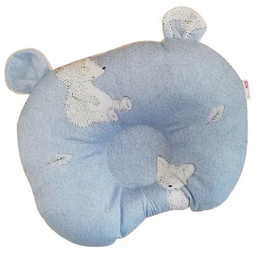 Подушка Sisters Care Мишка 28х30 см зверятаПокрывала, подушки, одеяла<br>