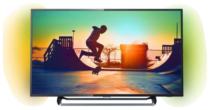 Телевизор Philips 55PUS6262/60 черный