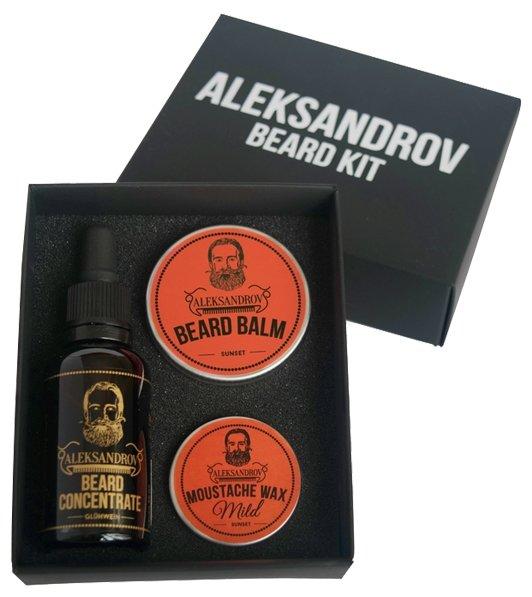 ALEKSANDROV Набор для бороды №06