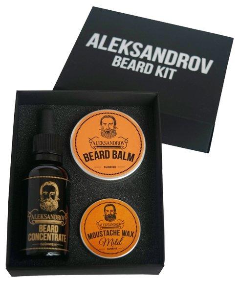 ALEKSANDROV Набор для бороды №05