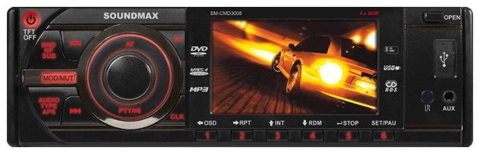 SoundMAX SM-CMD3008