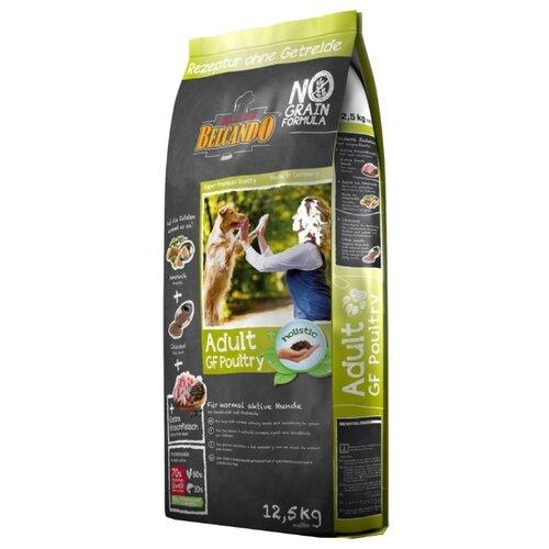 Корм для собак Belcando Adult GF Poultry для собак мелких и средних пород склонных к аллергии (12.5 кг)