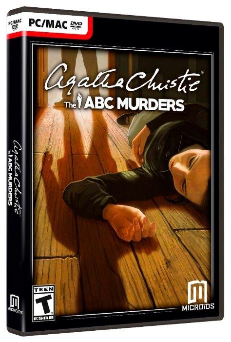 Microids Agatha Christie - The ABC Murders