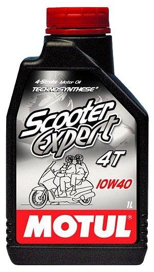 Моторное масло Motul Scooter Expert 4T 10W40 1 л