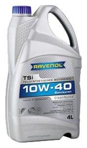 Моторное масло Ravenol TSi SAE 10W-40 4 л