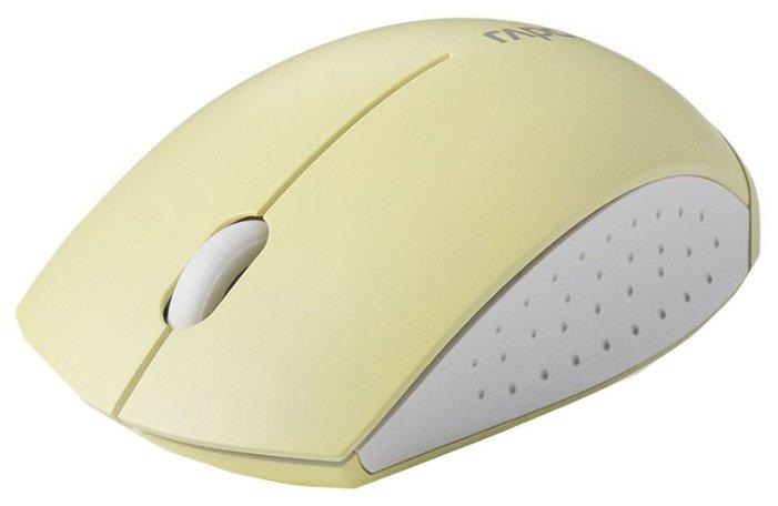 Мышь Rapoo Mini 3360 Yellow USB