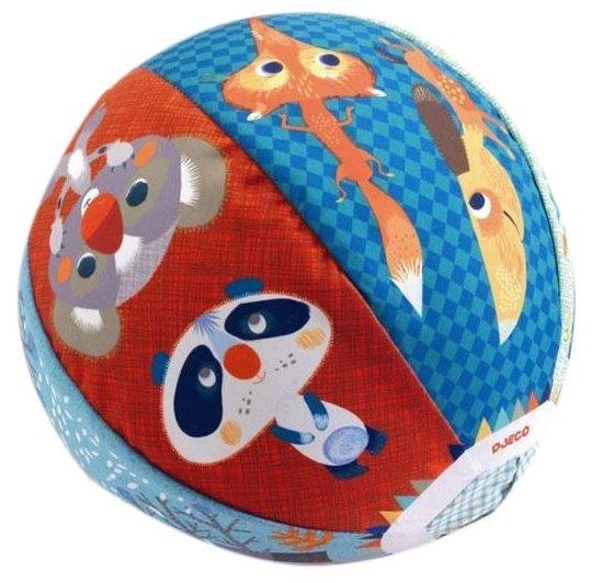 Мяч надувной Djeco Forest 02053
